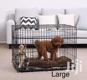 Metal Dog Cage | Pet's Accessories for sale in Greater Accra, Roman Ridge