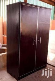 Dark Two Doors Wardrobe | Furniture for sale in Eastern Region, Asuogyaman