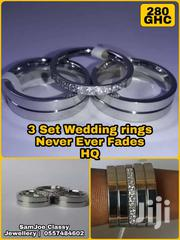 Stainless Steel Wedding Rings | Jewelry for sale in Greater Accra, Ga West Municipal