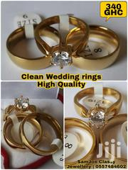Clean Wedding Rings | Jewelry for sale in Greater Accra, Ga West Municipal
