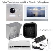 Dahua Video Intercom Complete Set Available At Hamgeles Lighting Ghana | Photo & Video Cameras for sale in Greater Accra, Airport Residential Area