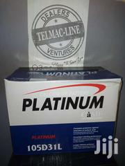 Car Battery 17 Plate (Platinum 90ah) | Vehicle Parts & Accessories for sale in Greater Accra, New Abossey Okai