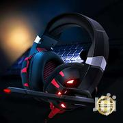 Gaming Headset With 7.1 Surround Sound Stereo | Computer Accessories  for sale in Ashanti, Kumasi Metropolitan