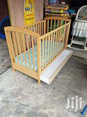 Wooden Cot With  Drawer From U.S. | Children's Furniture for sale in Greater Accra, Ga East Municipal