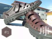 Genuine Men's Leather Sandals | Shoes for sale in Greater Accra, Adenta Municipal