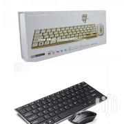H.K Wireless Keyboard & Mouse | Computer Accessories  for sale in Greater Accra, Tema Metropolitan
