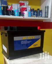 15 Plates Starter Hi Tech Car Battery + Free Instant Delivery | Vehicle Parts & Accessories for sale in Greater Accra, Achimota