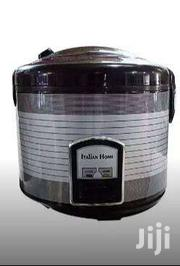 Italian Stainless Rice Cooker | Clothing Accessories for sale in Greater Accra, Achimota