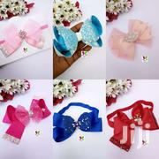 Bespoke Hairbows For Girls Aged 0 Up To 12years | Children's Clothing for sale in Ashanti, Kumasi Metropolitan