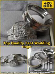 Pure Silver Wedding Rings | Jewelry for sale in Greater Accra, Ga West Municipal
