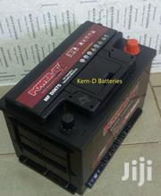 12v75ah 15 Plates Powerjet Car Battery/Free Home And Office Delivery | Vehicle Parts & Accessories for sale in Greater Accra, Tesano