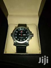 Swiss Army Leather Watch | Watches for sale in Greater Accra, Dansoman