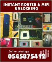 ROUTER &MIFI UNLOCKING SERVICE | Networking Products for sale in Greater Accra, Airport Residential Area