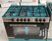 Brand New Nasco 5 Burner Oven & Grill Stainless Steel Gas Cooker | Restaurant & Catering Equipment for sale in Greater Accra, Kokomlemle
