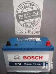 Car Battery 17 Plate (Bosch) | Vehicle Parts & Accessories for sale in Greater Accra, Abossey Okai