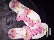 Beaded Slippers | Shoes for sale in Ashanti, Kumasi Metropolitan