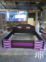 Queen Size Bed With Dressing Mirror N Wardrobe | Home Accessories for sale in Greater Accra, Okponglo