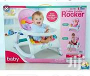 Portable Baby Rocker With Tray | Children's Gear & Safety for sale in Greater Accra, Adenta Municipal