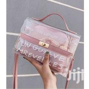 Transparent Ladie Bag Available | Bags for sale in Greater Accra, Teshie-Nungua Estates