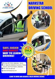 Narh Star Driving School | Automotive Services for sale in Greater Accra, Kokomlemle