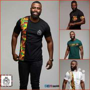 Men African Print T-shirts | Clothing for sale in Western Region, Ahanta West
