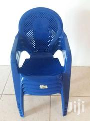 Blue Children's Chairs X 4 | Children's Furniture for sale in Greater Accra, Achimota