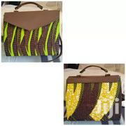 Ladies African Print Bag | Bags for sale in Greater Accra, Roman Ridge