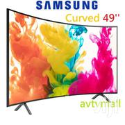 """SAMSUNG 49UHD 4K SMART WIFI CURVED Led TV""""   TV & DVD Equipment for sale in Greater Accra, Asylum Down"""