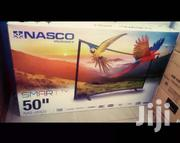 FRESH NASCO 50INCH CURVED SMART TV | TV & DVD Equipment for sale in Greater Accra, Accra Metropolitan