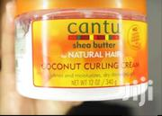 Shea Butter For Natural Hair Coconut Curling Cream (12 Oz) By Cantu | Hair Beauty for sale in Greater Accra, North Kaneshie