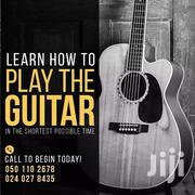 Learn Guitar Within A Short Possible Period | Classes & Courses for sale in Ashanti, Kumasi Metropolitan