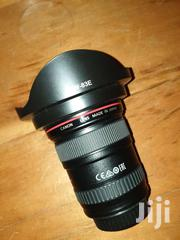 Canon EF 17-40MM F/4 IS USM L Lens | Accessories & Supplies for Electronics for sale in Greater Accra, Achimota