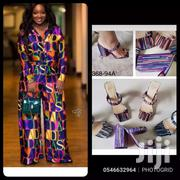 Jumpsuit N Slippers | Shoes for sale in Greater Accra, Odorkor