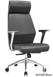 Quality And Affordable Leather Chair | Furniture for sale in Greater Accra, North Kaneshie