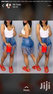 LADIES JEANS SHORT AND TOP | Clothing for sale in Greater Accra, Ga East Municipal