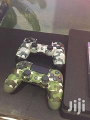Slightly Used Ps4 Slim,2 Camo Pads | Toys for sale in Greater Accra, Achimota