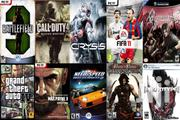 PC Games IF U Want All 250 Cedis   Video Game Consoles for sale in Greater Accra, Ga West Municipal