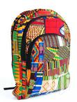 African Print Backpacks | Bags for sale in Dansoman, Greater Accra, Nigeria