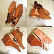 Quality Brown Leather Chelsea Boot From Best Target Collections | Shoes for sale in Greater Accra, Okponglo
