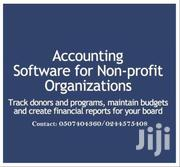 Accounting Software For Ngos | Software for sale in Greater Accra, Accra Metropolitan
