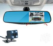 Car Dvr Mirror Reverse Camera | Vehicle Parts & Accessories for sale in Greater Accra, Dansoman