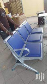 Office Leather Reception Chair | Furniture for sale in Greater Accra, North Kaneshie