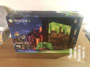 XBOX ONE S MINECRAFT CONSOLE 1TB | Video Game Consoles for sale in Greater Accra, Dzorwulu