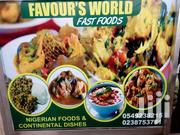 FAVOUR'S WORLD NIGERIAN FOODS AND CONTINENTAL DISHES | Meals & Drinks for sale in Greater Accra, Achimota