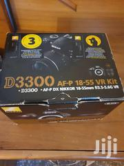 Nikon D3300 Digital Camera + 18-55mm Lens | Photo & Video Cameras for sale in Greater Accra, Achimota