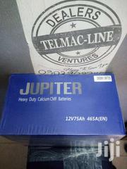 Car Battery 15 Plate (Jubita 75 Ah ) | Vehicle Parts & Accessories for sale in Greater Accra, New Abossey Okai