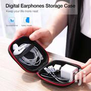 EAR PHONE AND POWER CABLES POUCH (HARD COVER)   Clothing Accessories for sale in Greater Accra, Cantonments