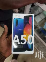 Samsung Galaxy A50 128gig Brand New In Box With | Mobile Phones for sale in Greater Accra, Achimota