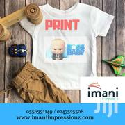 SHIRT PRINTING AT COOL PRICE | Automotive Services for sale in Greater Accra, Kokomlemle