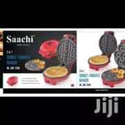 Saachi Waffle And Donut Maker | Home Appliances for sale in Greater Accra, Agbogbloshie
